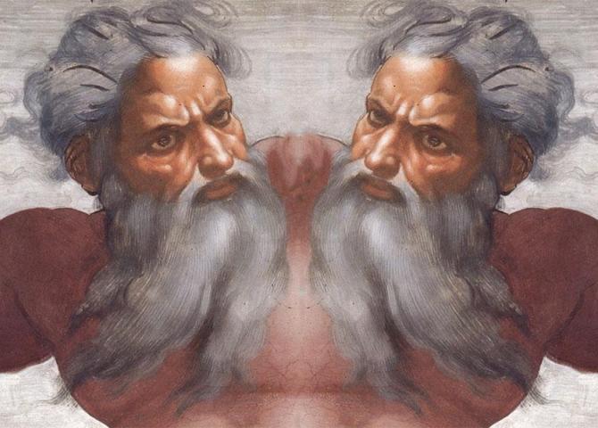 Ma non eravamo noi a immagine di Dio?