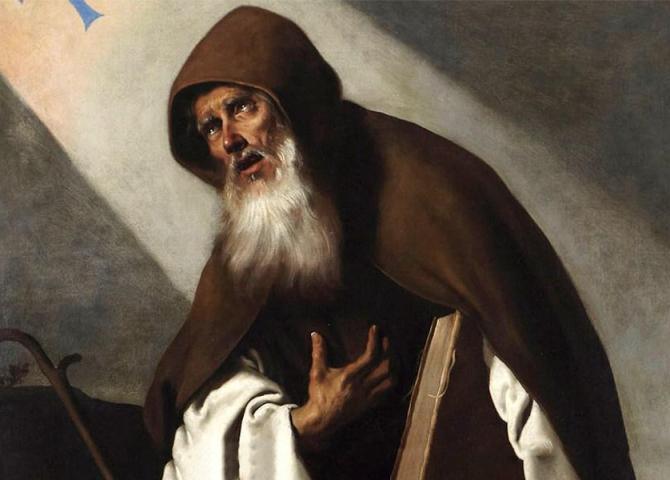 L'uomo saggio pensa solo a piacere a Dio