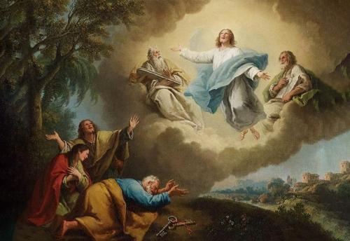Ecco il monte dove Gesù si trasfigurò