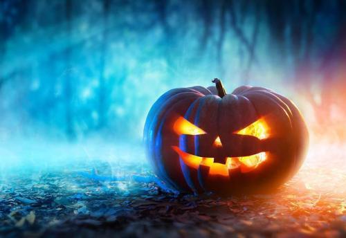per la festa di halloween