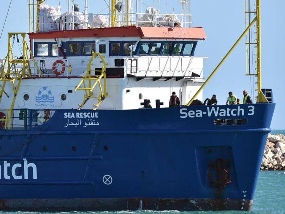 Lega Tardino su Sea Watch