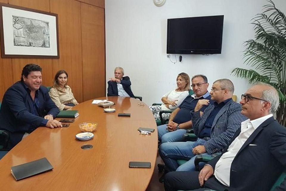 Incontro Consiglio Geometri Annalisa Tardino