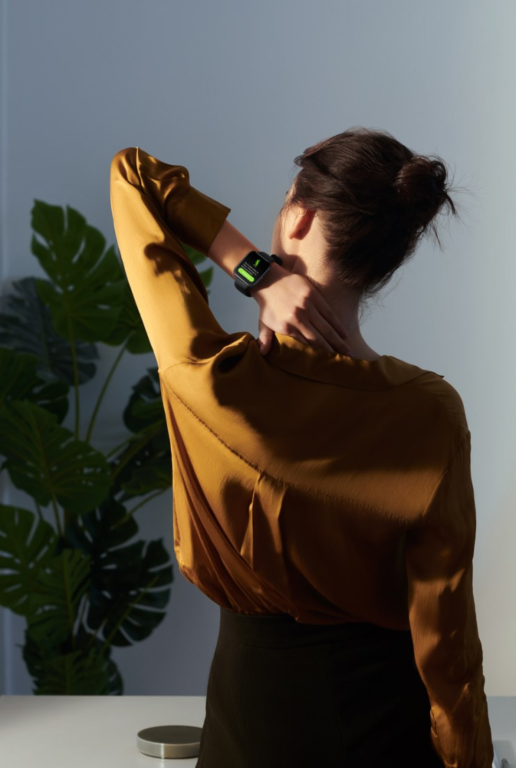 OPPO Watch 41mm for a healthy body and mind