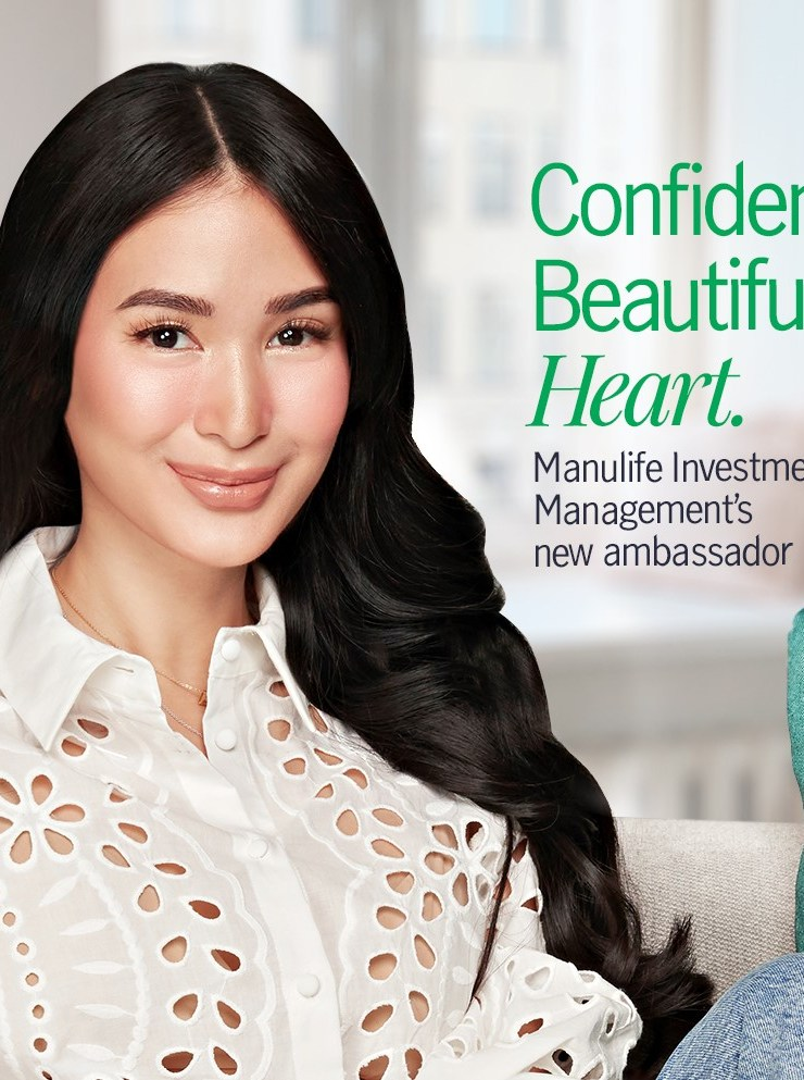 Heart Evangelista for Manulife Investments