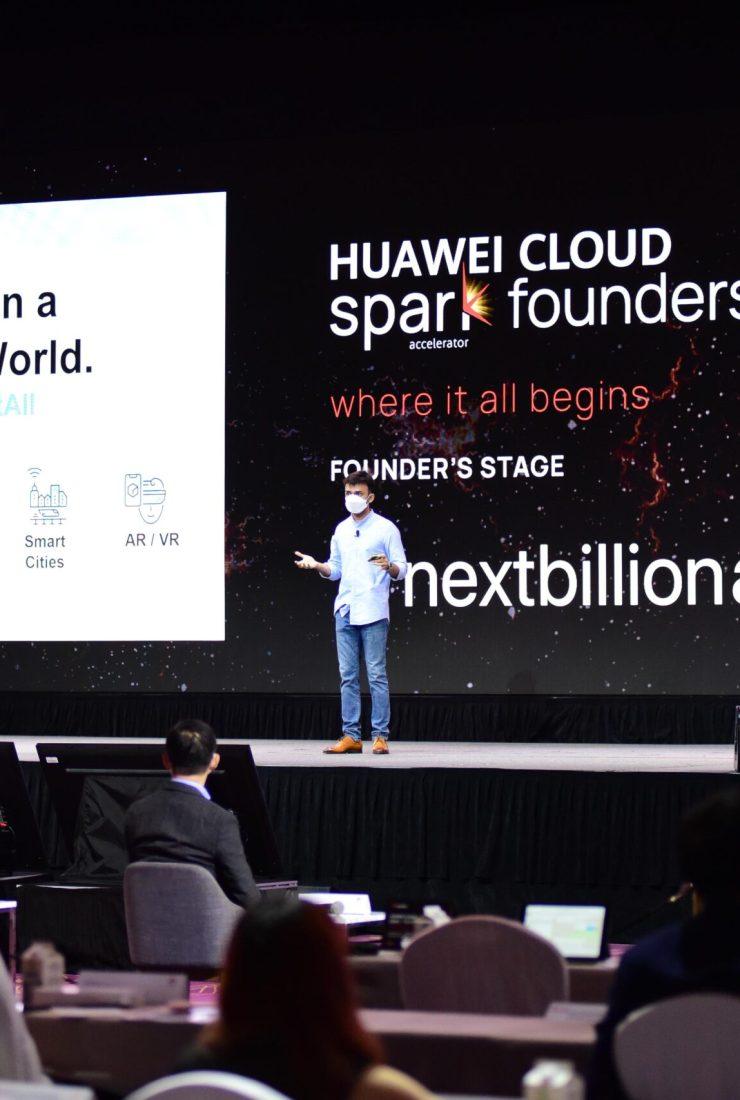 Huawei to invest $100M in APAC start-ups