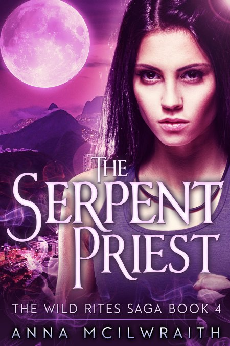 The Serpent Priest, book 4 in The Wild Rites Saga