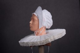 Supportasse Dutch Feminine Baroque Dress XVIIc