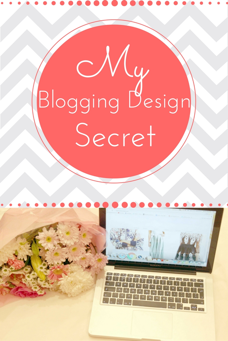 My Blogging Design Secret