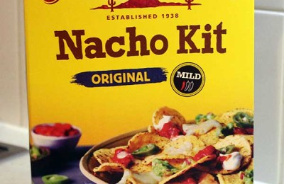 Nachos The Old El Paso Way