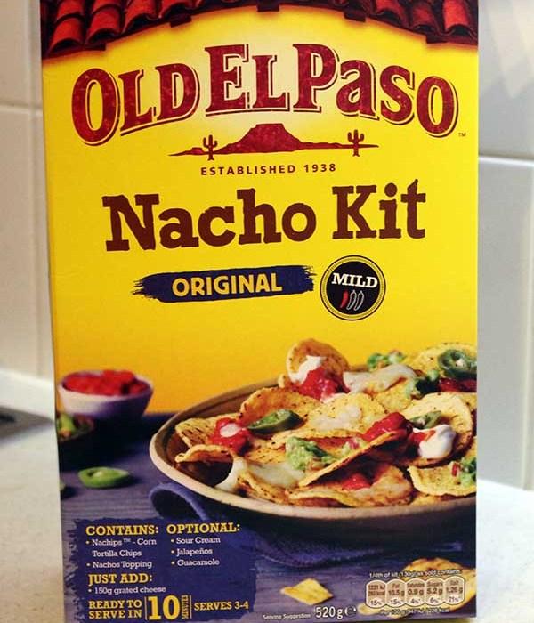 Nachos The Old El Paso Way