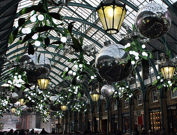 Covent Garden Christmas Magic