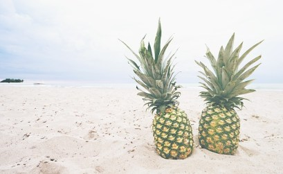go crazy for pineapple