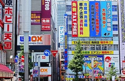 travel bucket list Tokyo