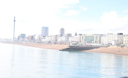 day out at Brighton