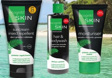 incognito Second Skin Sun cream