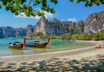 travel bucket list Thailand