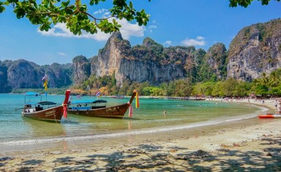 travel bucket list Thailand