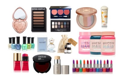 top beauty products for summer 2017