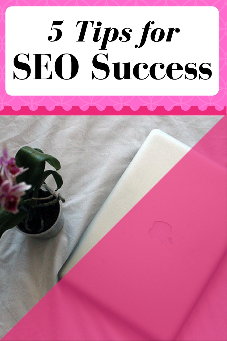 5 Tips for SEO Success