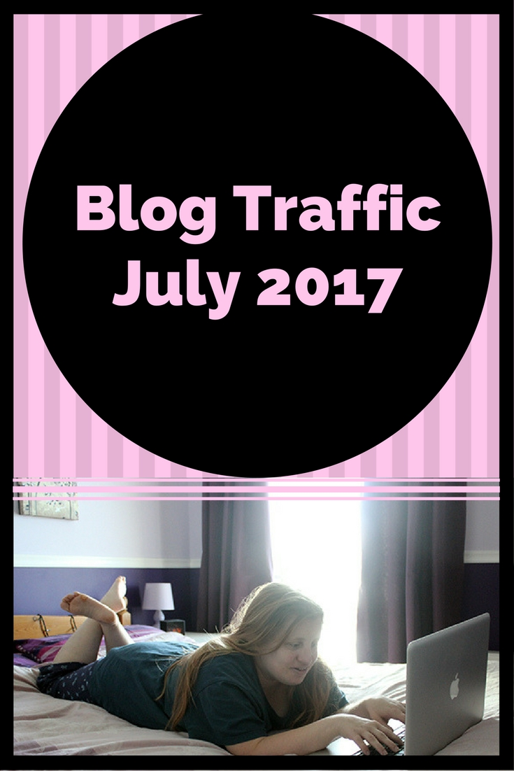July 2017 blog traffic report