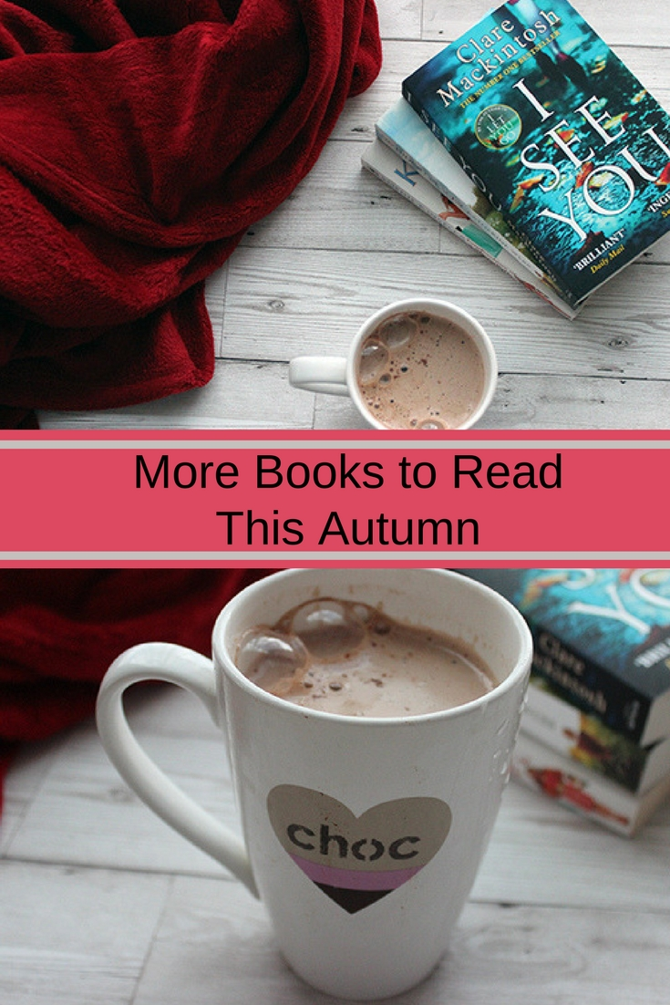 more books to read this autumn