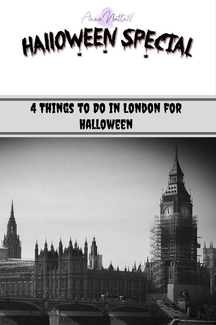 Things to Do in London for Halloween