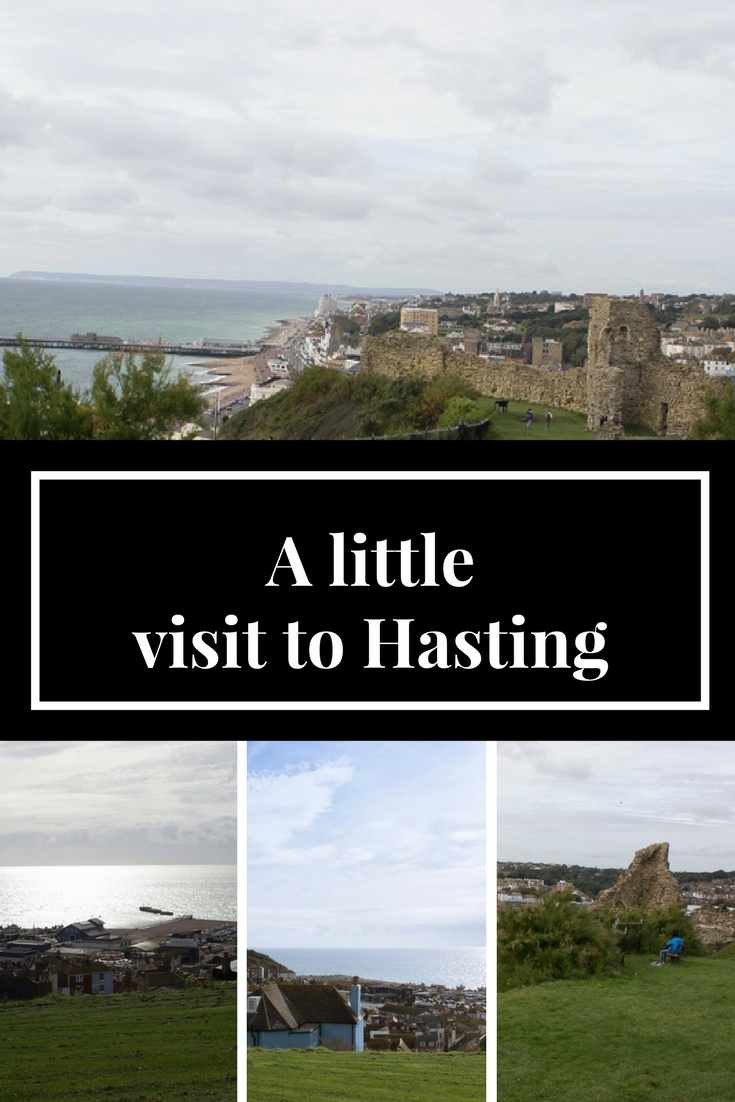 A little visit to Hasting