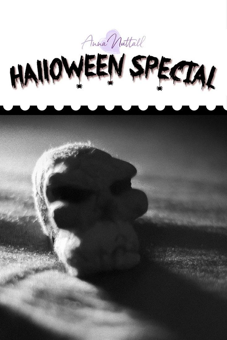 Anna Nuttall Halloween special