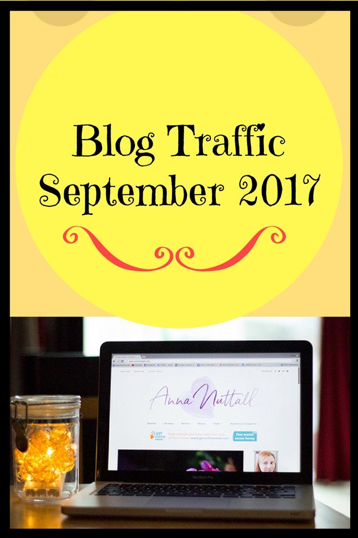 September 2017 blog traffic report