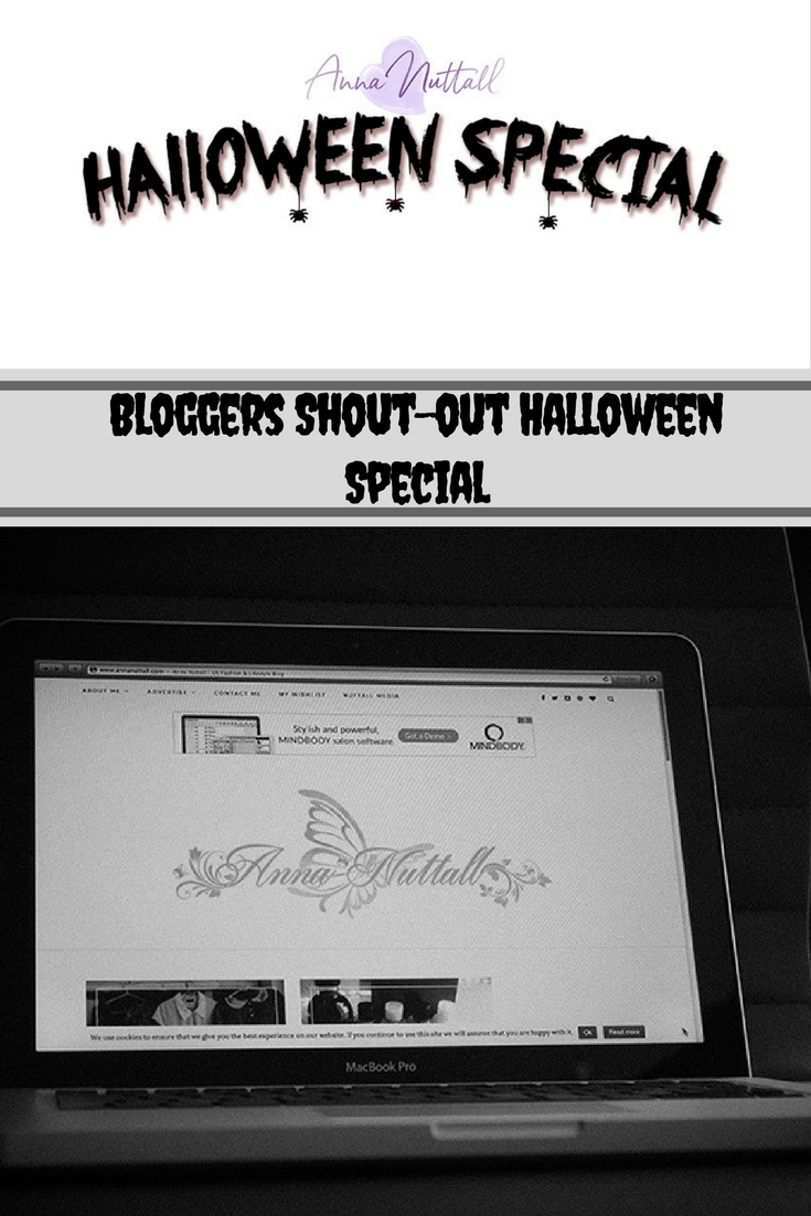 Bloggers shout-out Halloween special