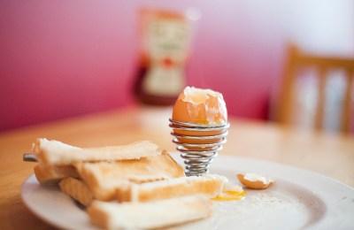 soft or hardboiled egg