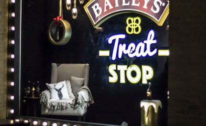Baileys treat shop London