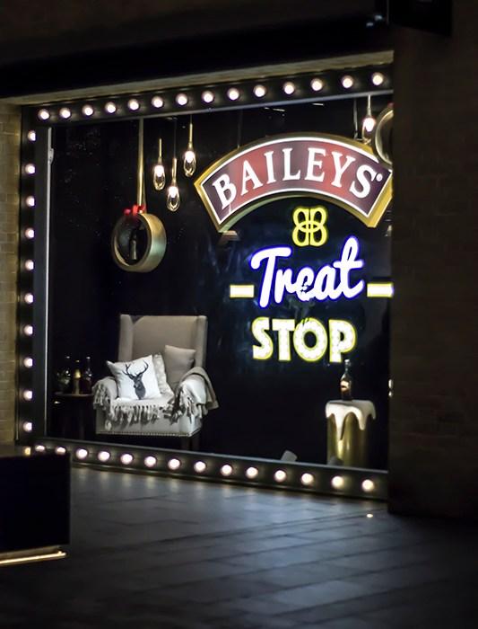 Baileys treat shop London