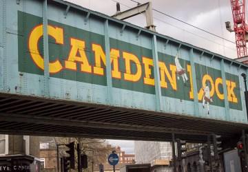 exploring Camden Town