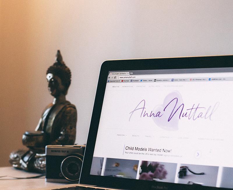 my 5 favourite blogging tools