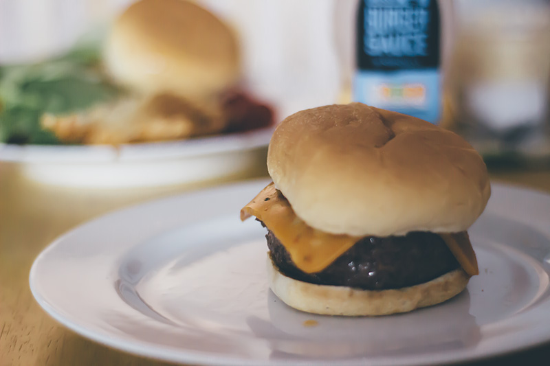 addicted to hamburger