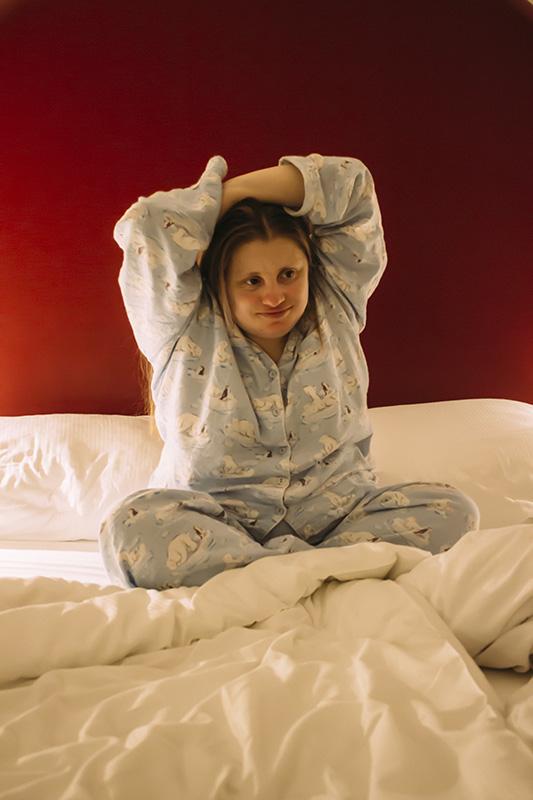 Humberg Cath Kidston pyjamas party