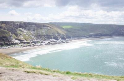 Tintagel Coast