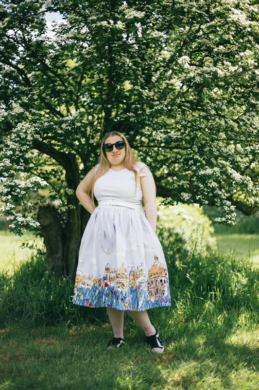 Lindy Bop Audrey Florence Dress
