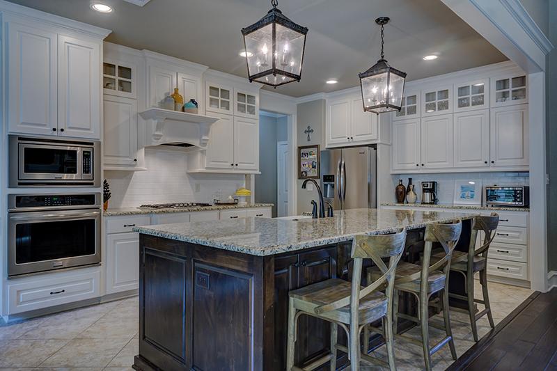 create a bespoke kitchen
