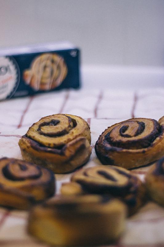 Just Rolls Cinnamon Swirls