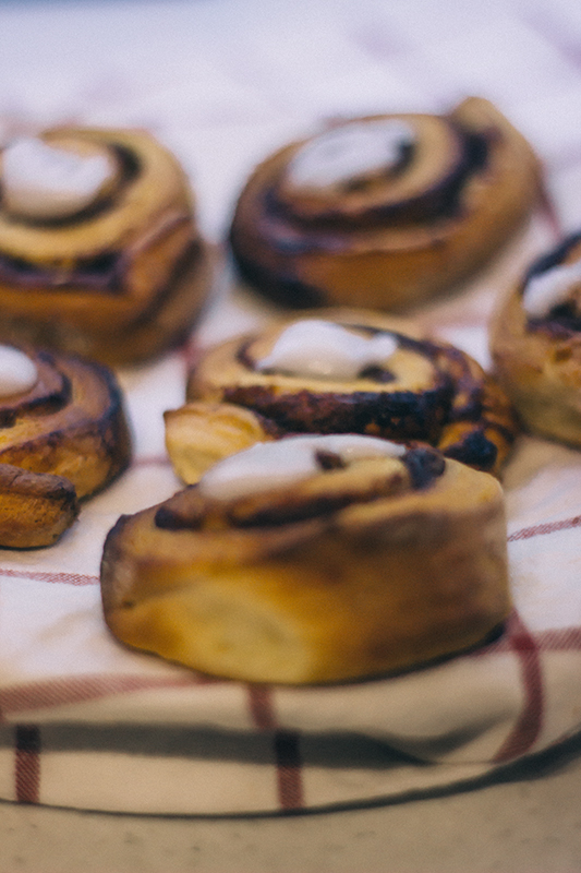 Just Rolls Cinnamon Swirls