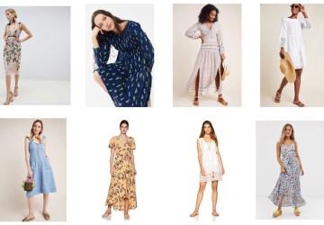 end of summer dresses