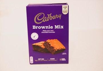Cadbury Brownie Mix