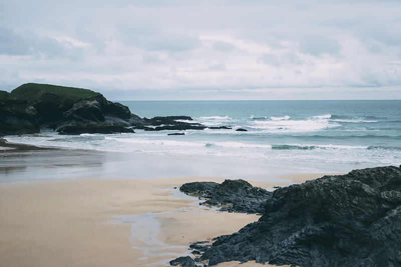 staycation in the UK Cornwall