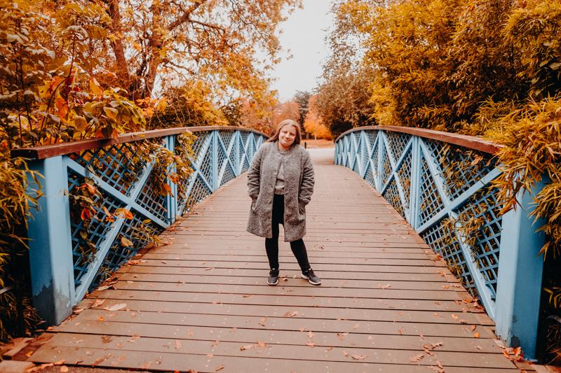 Autumn regent park
