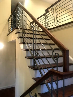 Annapolis Railings Stairs Annapolis Railings And Stairs Home | Wood Balustrades And Handrails | Porch Railings | Front Porch | Stainless Steel | Stair Railings | Glass Balustrade