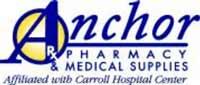 anchor pharmacy logo