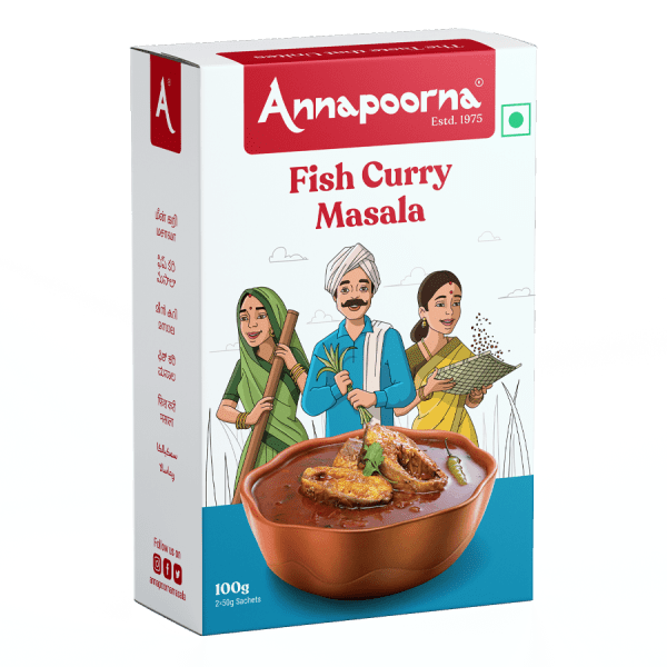 Instant Fish Curry Masala