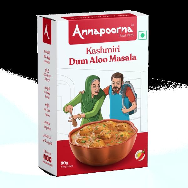 Kashmiri Dum Aloo Masala Powder Online